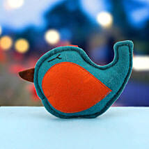 Bird Shaped Soft Toy: Propose Day Soft Toys