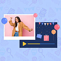 Birthday Special Personalised Video Wishes: Birthday All Gifts