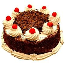 Black Forest Delight: Send New Year Cakes to Kanpur