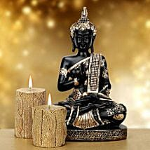 Blissful Buddha: Send Home Decor to Hyderabad