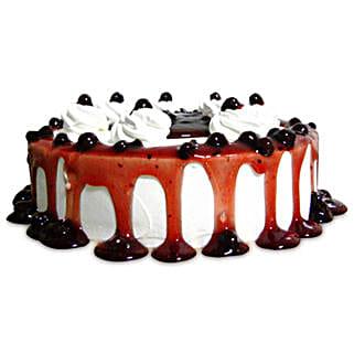 Blueberry Cake: Send Anniversary Cakes to Ludhiana