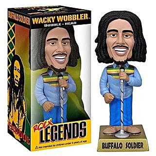 Bob Marley Bobble Head: Gifts Bhai Dooj for Kids