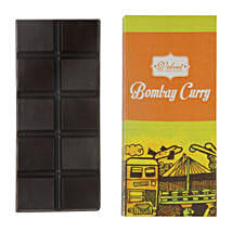 Bombay Curry Chocolate Bar: Chocolate Gifts in India
