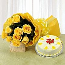 Boundless Love: Send Birthday Cakes to Tirupur