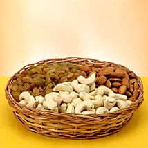 Bounty of Nuts: Send Gift Baskets to Mumbai