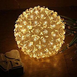 Bouquet LED Lamp: Send Unique Gifts