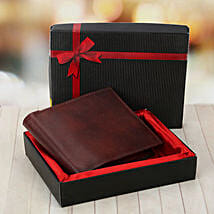 Brown Wallet: Birthday Gifts for Dad