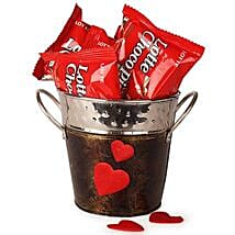 Bucket For Chocoholics: Chocolates to Lucknow