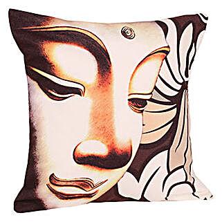 Buddha For Wisdom Cushion: Home Decor for House Warming