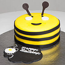 Bumblebee Birthday Cake: Send Mango Cakes to Patna