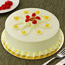 Butterscotch Cake: Send Birthday Cakes to Haldwani