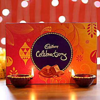 Cadbury Celebrations Box & Diyas:
