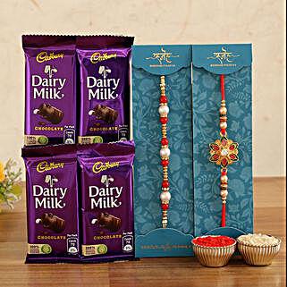 Cadbury & Designer Rakhi Celebration: Rakhi to Kalol