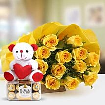 Care Express: Send Flowers & Teddy Bears for Propose Day