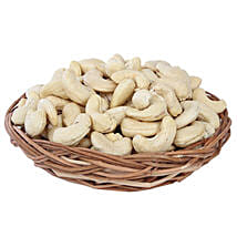 Cashews Basket: Send Gift Baskets to Ludhiana