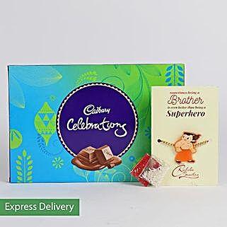 Celebrate Rakhi With Fun N Joy: Raksha Bandhan Chocolates