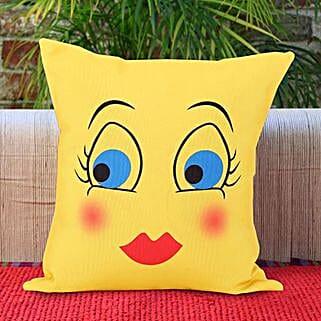 Charming Beauty Cushion: