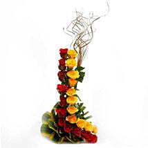 Charming Bloom: Send Romantic Flowers for Him