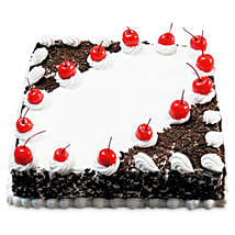 Cherry Blackforest Cake: Cakes to Kangra