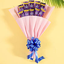 Choco Cheers: Romantic Chocolate Bouquet