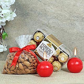 Choco Combo: Christmas Gift Hampers