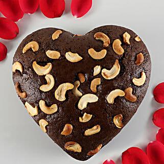 Choco Nut Dry Cake- 500 gms: Cakes to Wokha