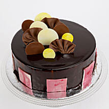 Choco Truffle Cake: Send Chocolate Cakes to Ludhiana