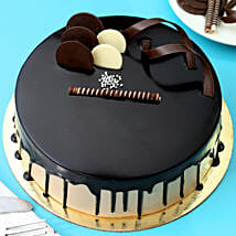 Chocolate Cream Cake: Cake delivery in Porvorim