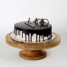 Chocolate Cream Cake: Cake Delivery in Burhanpur