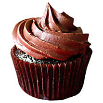 Chocolate Cupcakes: Send Romantic Chocolate Cakes