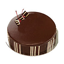 Chocolate Delight Cake 5 Star Bakery: Send Romantic Chocolate Cakes
