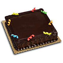 Chocolate Express Cake: Send Birthday Cakes to Nashik