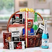 Chocolate Fanatics: House Warming Gift Baskets