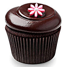 Chocolate Squared Cupcakes: Womens Day Gifts Gurgaon