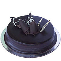 Chocolate Truffle Royale Cake: Send Birthday Cakes for Boss