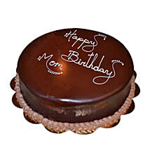 Chocolaty Birthday Cake: Cakes to Kangra