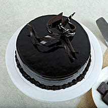 Chocolaty Truffle: New Year Cakes to Pune