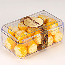 Coconut Cookie Box: Cookies