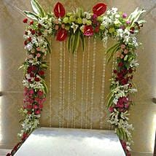 Colourful Floral Decoration: Home Decor for Diwali
