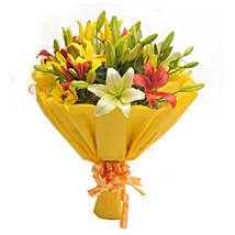 Colours Of Love: Send Anniversary Flowers for Her