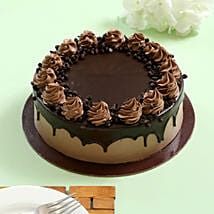 Cream Drop Chocolate Cake: Cakes to Hyderabad