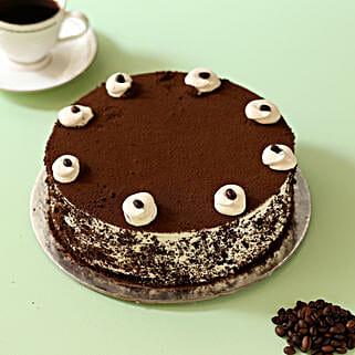 Cream Drop Coffee Cake:
