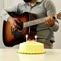 Crunchy Soulful Musical Combo: Cake Combos