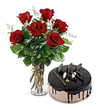 Cute Love: Send Flowers & Cakes for New Year