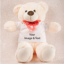 Cute Personalized Teddy: Return Gifts