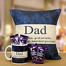 Dad You R Great: Send Gift Hampers to Bengaluru