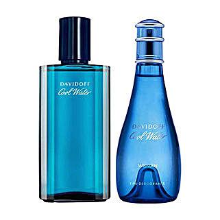 Davidoff Cool Water Deodorants: Perfumes for Him