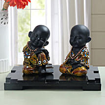 Decorative Monks: Home Decor Anniversary Gifts