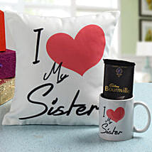 Deep Sister Love: Send Rakhi to Bhopal