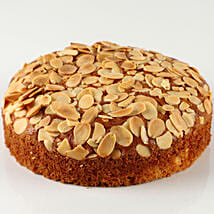 Delicious Almond Dry Cake- 500 gms: Cake Delivery in Koriya